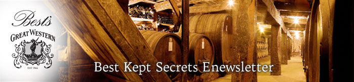 Best Kept Secrets Enewsletter